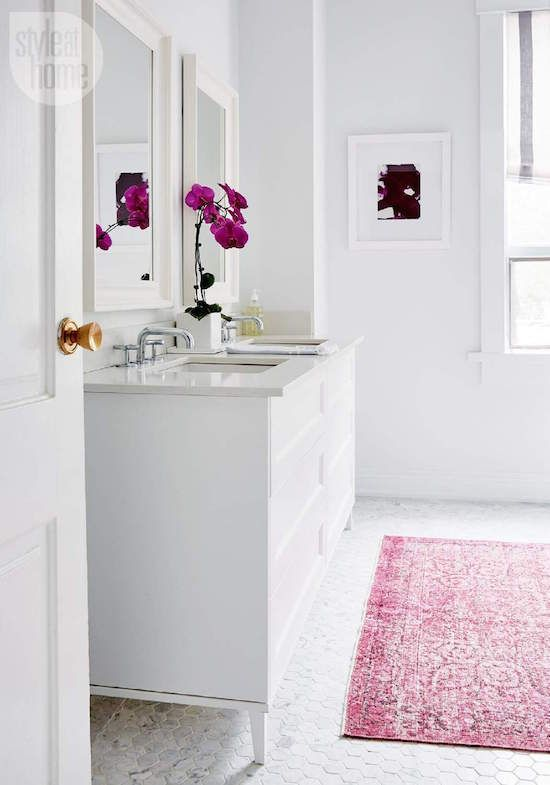 Brilliant Modern White Bathrooms And Design