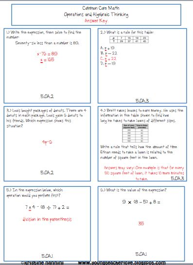 117 best AlgebrA images on Pinterest Algebra, Equation and - order of operations worksheet