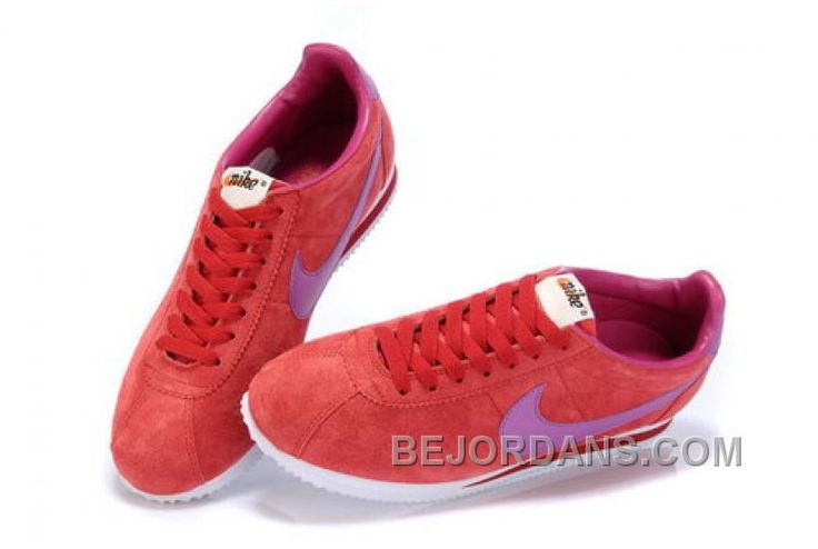 http://www.bejordans.com/free-shipping-6070-off-best-price-nike-cortez-womens-mens-unisex-red-purple-nzgdf.html FREE SHIPPING! 60%-70% OFF! BEST PRICE NIKE CORTEZ WOMENS & MENS (UNISEX) RED PURPLE NZGDF Only $86.00 , Free Shipping!