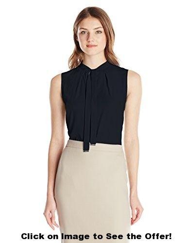 Calvin Klein Women's Fashion Top