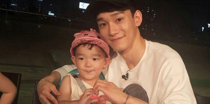 160916 Chen & Daeul <3 #Chen #EXO #LeeDaeul