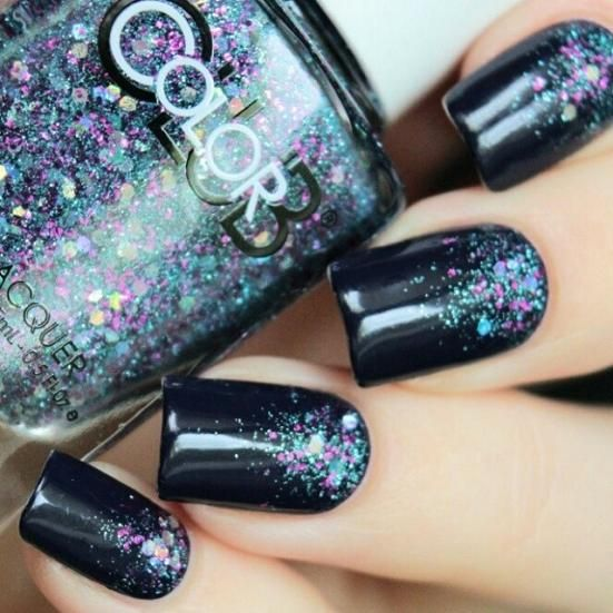 love black nails