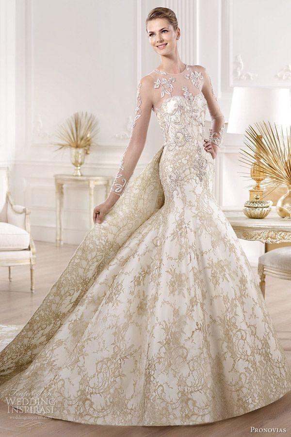 Atelier Pronovias 2014  #wedding #weddingdream123