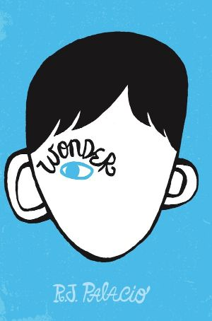 """Book Review - Wonder by R. J. Palacio  I love the message in this book! """"Shall we make a new rule of life...always  to try to be a little kinder than is necessary?"""" This is something we could  all be reminded of every now and again (or every day!)  August Pullman was born with a faci"""