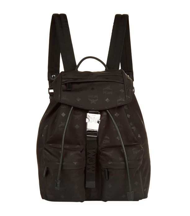 MCM Small Dieter Monogrammed Backpack available to buy at Harrods.Shop for her online and earn Rewards points.