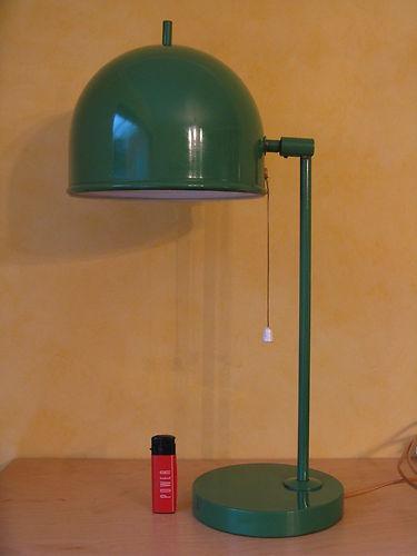 70s Danish desk lamp.