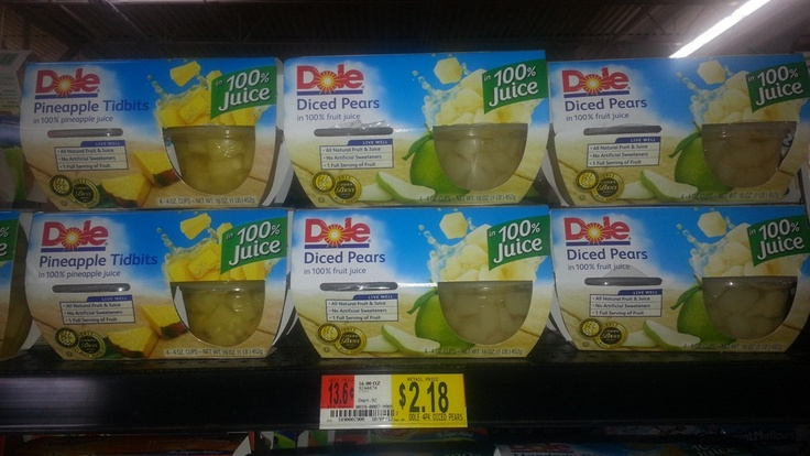 Dole Fruit Cups coupons!    http://www.groceryshopforfreeatthemart.com/2013/02/new-coupons-for-dole-fruit-bowls-crisps-and-parfaits/