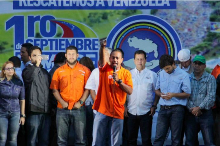 <p>El concejal y coordinador municipal de Voluntad Popular Los Salias, Tirso Flores, aseguró que este 19 de abril de 2017, será igual de histórico que el 19 de abril de 1810, donde con la renuncia de Vicente Emparan inició la gesta emancipadora de Venezuela.</p>