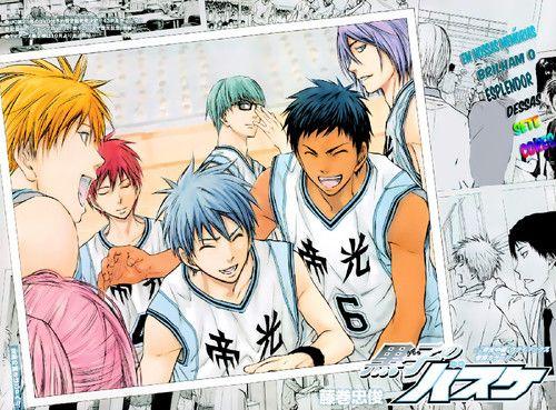 kuroko no basket geração dos milagres - Pesquisa Google
