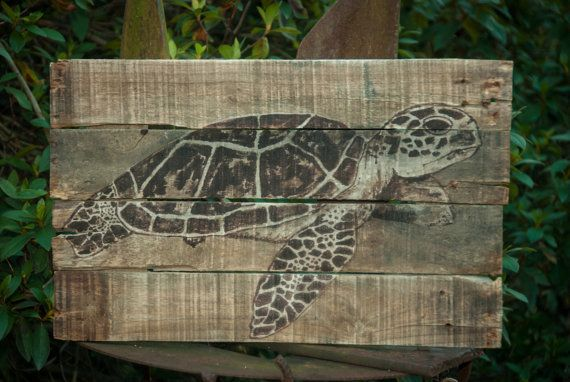 Hey, I found this really awesome Etsy listing at https://www.etsy.com/listing/219180246/sea-turtle-wall-art-lake-house-decor