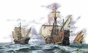 14  – Cristóbal Colón realizó tres viajes más para continuar la exploración de aquellas tierras: en el segundo (1493-96) tocó Cuba, Jamaica y Puerto Rico y fundó la ciudad de La Isabela; pero hubo de regresar a España para hacer frente a las acusaciones surgidas del descontento por su forma de gobernar La Española.