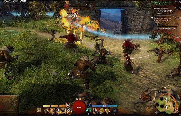 GUILD WARS 2, uno dei MMORPG buy to play più popolari è diventato free to play: un'occasione imperdibile per tutti coloro i quali non lo avevano ancora provato!