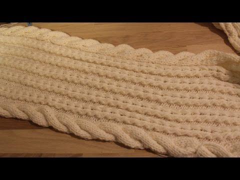 Вяжем СНУД спицами. Легко и быстро.(116 10/11/16) - YouTube