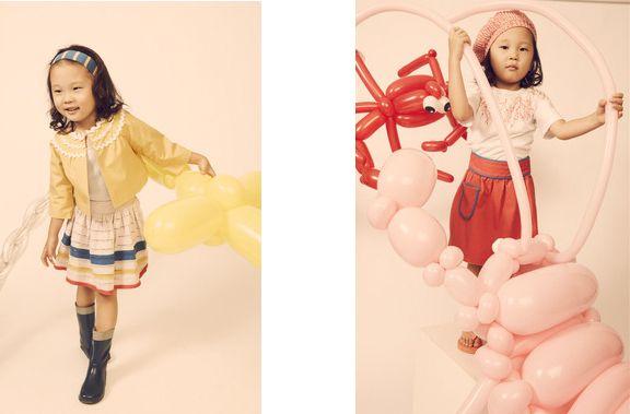 adorable girls' skirts