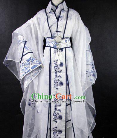 .Hanfu, Kimono, Ancient Chinese (Male)