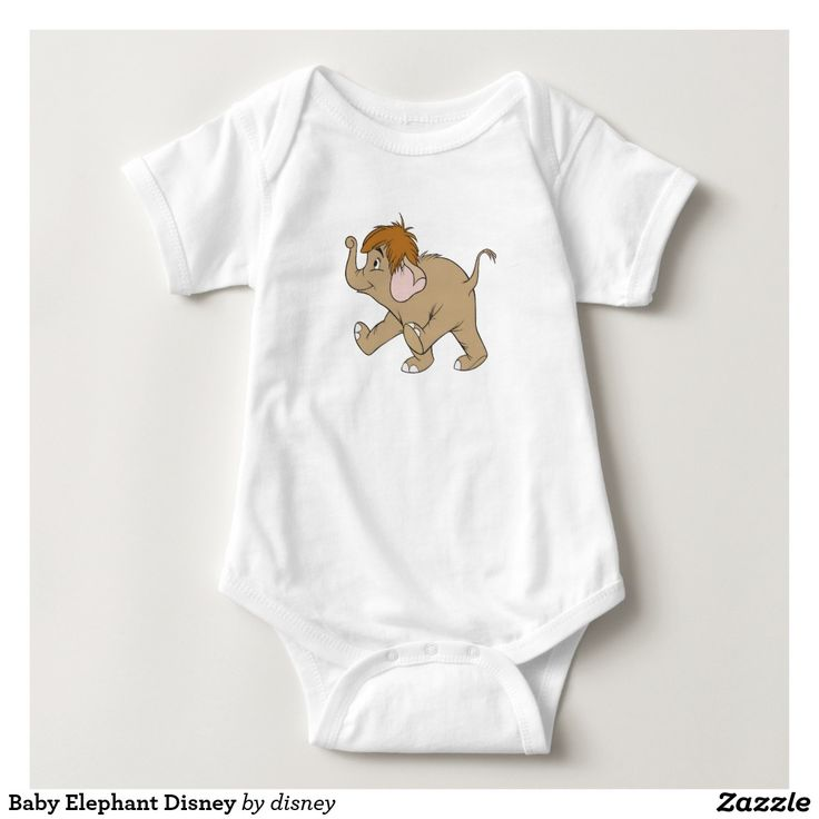 Baby Elephant Disney Baby Bodysuit