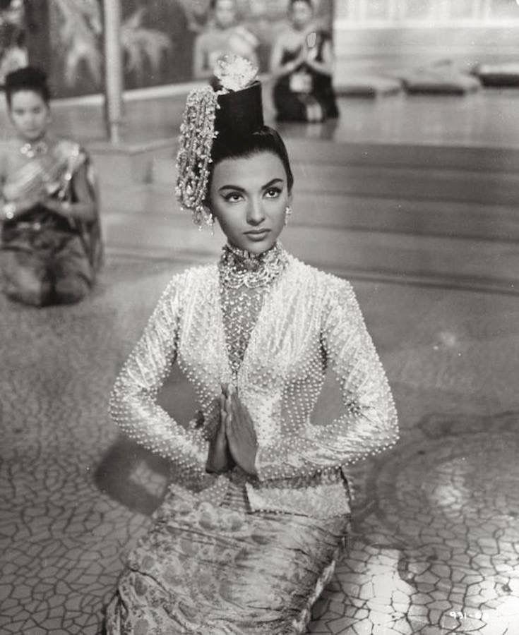 """Rita Moreno in """"The King & I"""" 1957"""