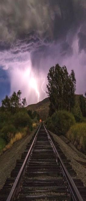 Lightning Rail, Emmett, Idaho