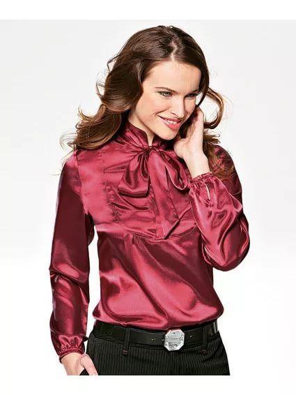 abe0958876c Pin by carroll rosen on Silk blouse