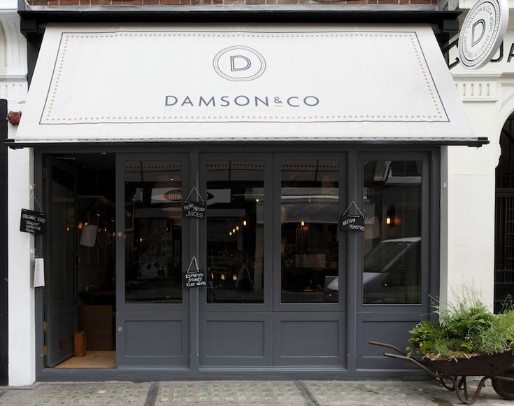 Central Design Studio : Damson & Co, London