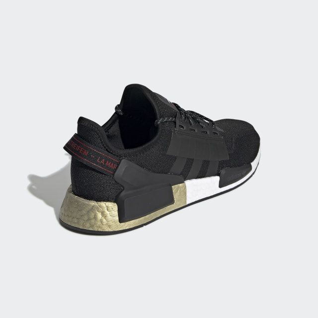 Adidas Nmd R1 V2 Shoes Black Adidas Us In 2020 Adidas Nmd R1