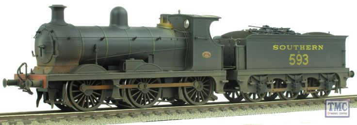 31-464 Bachmann C Class 593 Southern Blk Green Lining Coal Parts & TMC Weathered | eBay