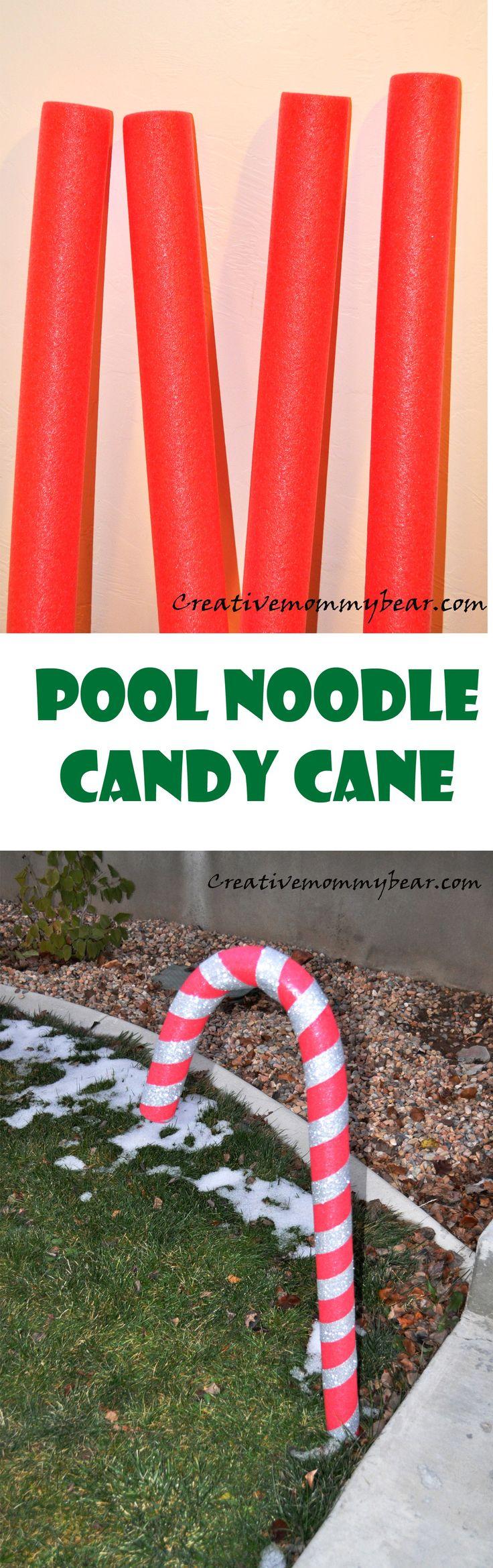 25 Unique Giant Candy Cane Ideas On Pinterest Burlap