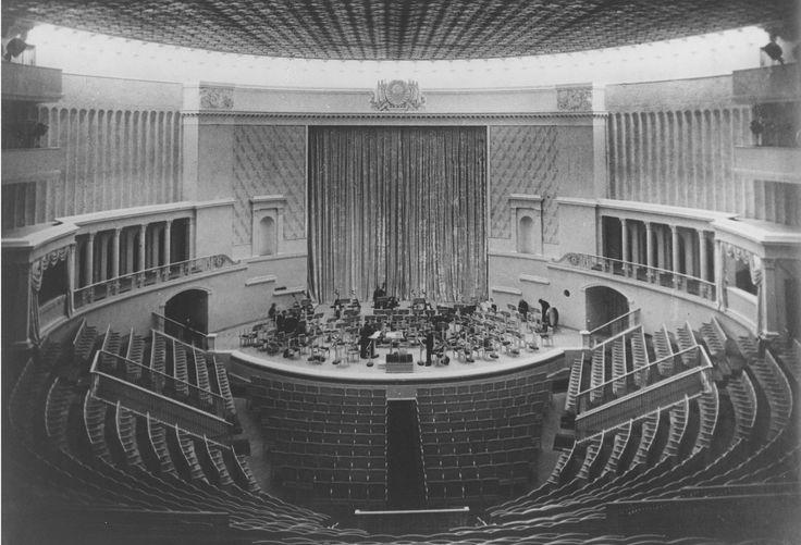1930-1940. Концертный зал имени П.И. Чайковского