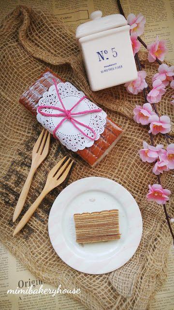 MiMi Bakery House: Kek Lapis - The Original Flavor [25 Jan 2016]