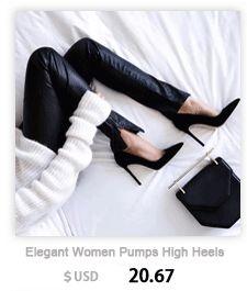 Элегантных Женщин Насосы Высокие Каблуки Острым Носом Сексуальная Женская Обувь Мягкие Ботинки Женщин Для Леди Высокий Каблук Офисные Туфли XWC0474 5 купить на AliExpress