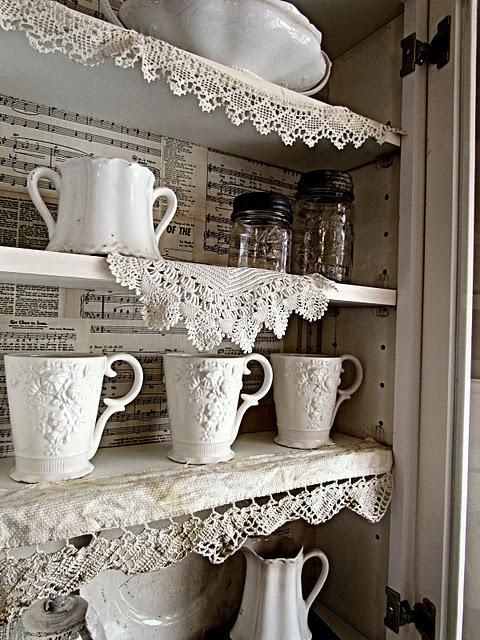 70 best Shelf Trim images on Pinterest | Home ideas, Antique ...