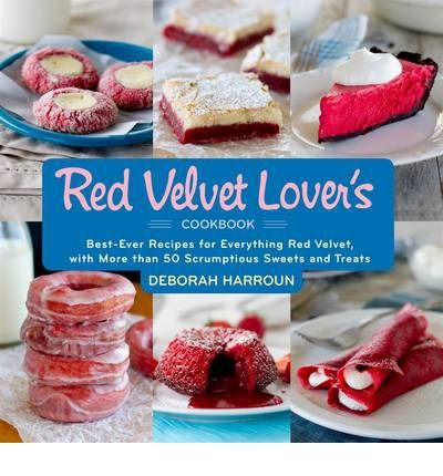 In 50 recipes, and with full-colour photos, the author has come up with all manner of red velvet donuts, waffles, pancakes, muffins, biscuits, icebox cakes, mug cakes, cheesecakes, and even a molten lava cake. She also treats the reader to a dozen cookies, brownies, and bars, as well as red velvet rolls and breads.