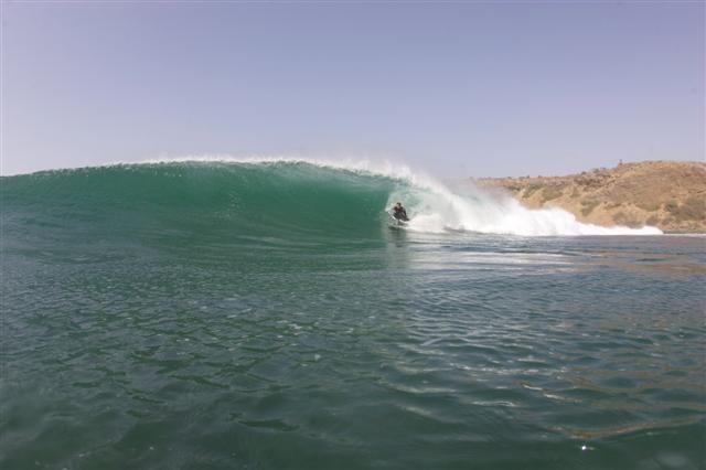 Ouakam Surf spot Senegal