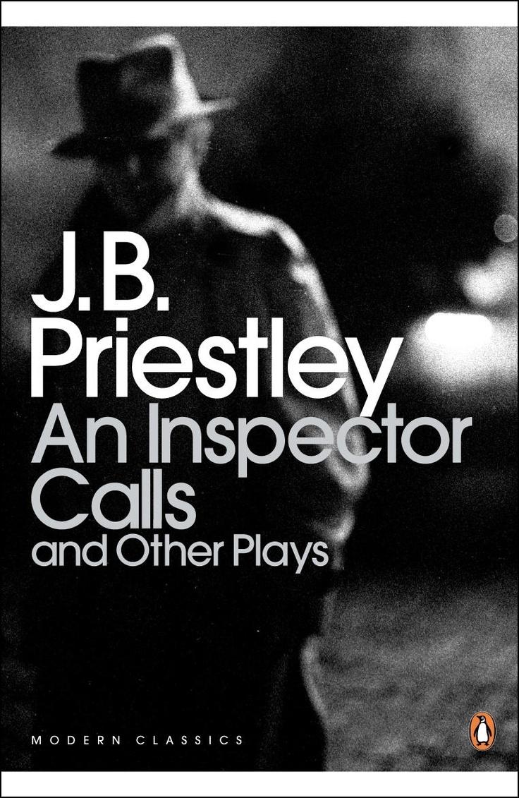 An Inspector Calls by J. B. Priestley