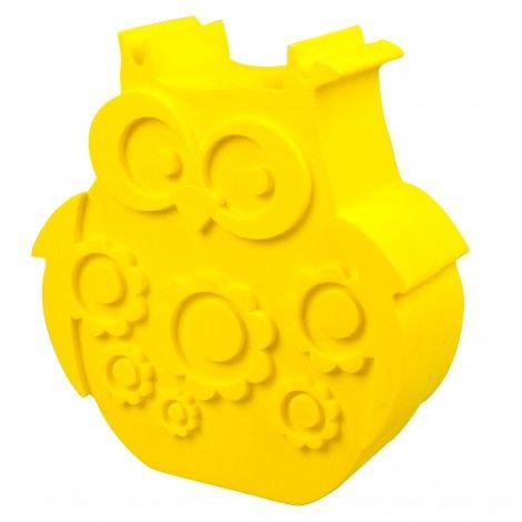 Matboks i plast, Ugle (gul) 169 kr