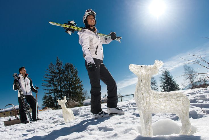 #Winter #Hotel Panorama . Mehr Informationen auf http://www.selectedhotels.com/de/hotel/alp-wellness-sport-hotel-panorama