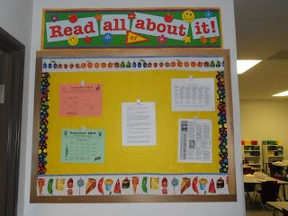 employee bulletin board ideas | Thank you for taking the ...