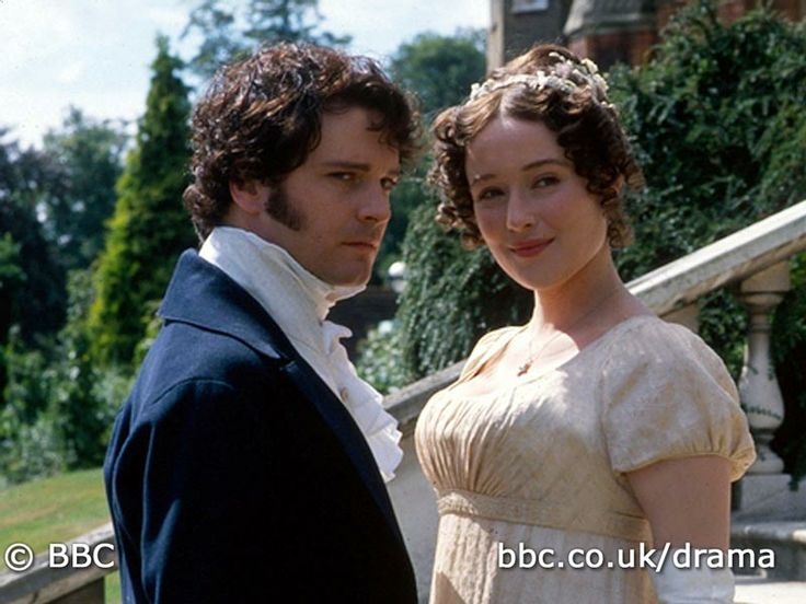 Pride and Prejudice (BBC drama 1995). Stars: Colin Firth, Jennifer Ehle, Susannah Harker, Crispin Bonham-Carter, David Bamber, Alison Steadman, Benjamin Whitrow and more.