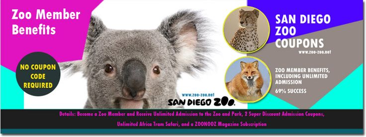 San Diego Zoo - San Diego, CA. Complimentary 1-Day Pass at the Zoo and Africa Tram Safari at Safari Park for U.S. active duty military, cadets of their respective academies, and reserves (with active orders) is offered if the individual shows valid, active military identification card at our gates.