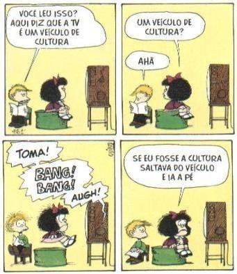 Mafalda - tv #cultura