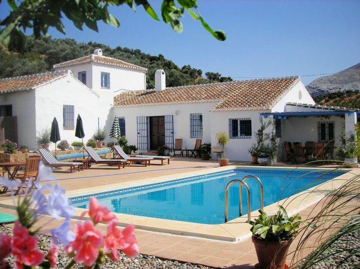 Beautifully renovated, rustic farmhouse - Antequera - Spain Property | Malaga…