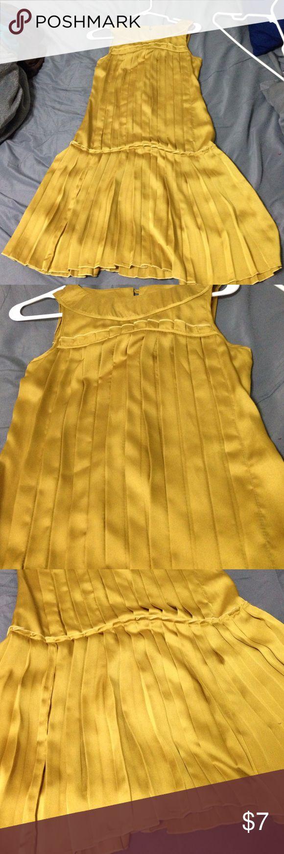 yellow dress design are