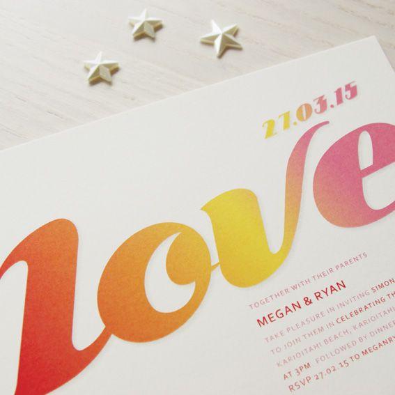 Summer Love 02 © Paper Wedding www.papewedding.co.nz