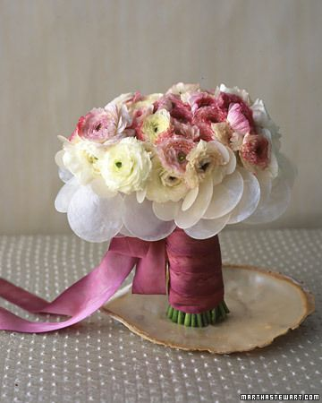 Shell-Embellished Bouquet