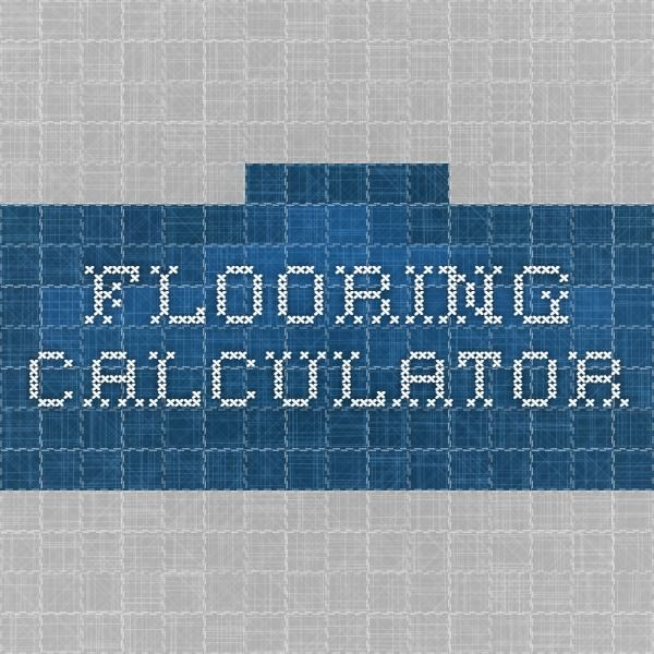 Flooring Calculator On Pinterest Air Conditioner Size Calculator