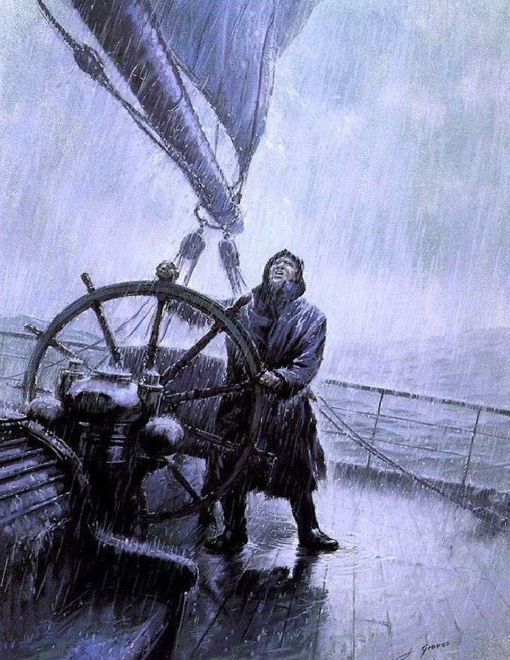"""Riding the storm out."" Securing privacy is a supportive team effort. Don't panic or be afraid. Humor is the best key."