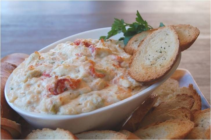 Check out Lobster Dip Appetizer. It's so easy to make ...