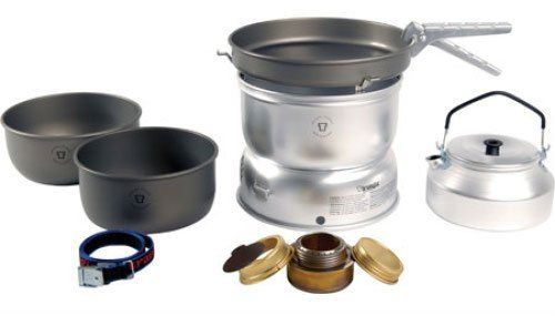 Trangia 258 Ultra Light Hard Anodiz Stove Kit *** Find out more about the great product at the image link.(This is an Amazon affiliate link and I receive a commission for the sales)
