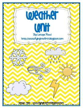 Weather Unit Activities for Young Learners PreK K 1st GradeGrade Ideas, Grade Fun, Grade Blog, Science 1415, Kindergarten Weather United, Weather United First Grade, Educationlesson Plans, Classroom Ideas, 1St Grade