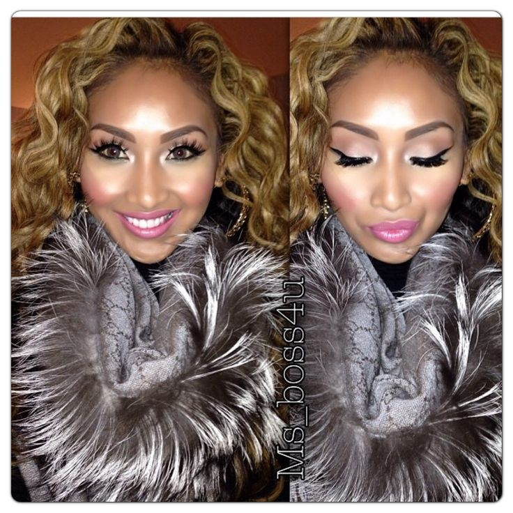 ms_boss4u glow flawless makeup application